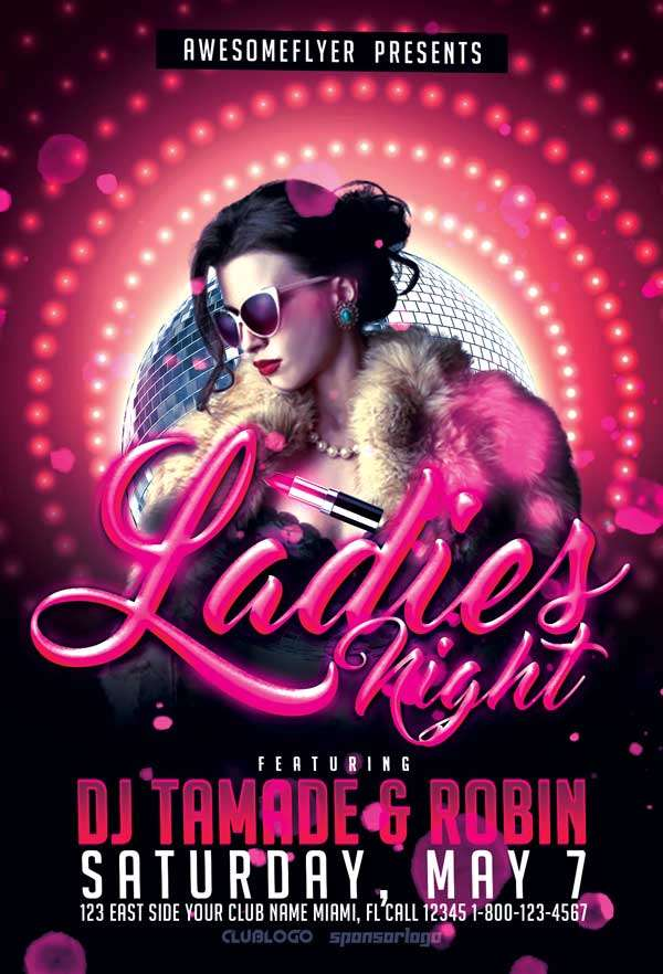 Ladies Night De
