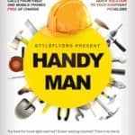 Handyman Business Flyer Template