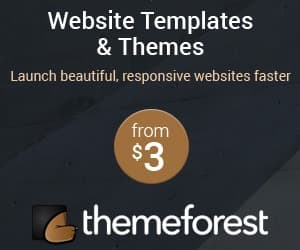 WordPress themes, web templates and more. Brought to you by the largest global community of creatives.