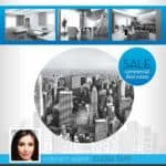 Real Estate Free Flyer Template