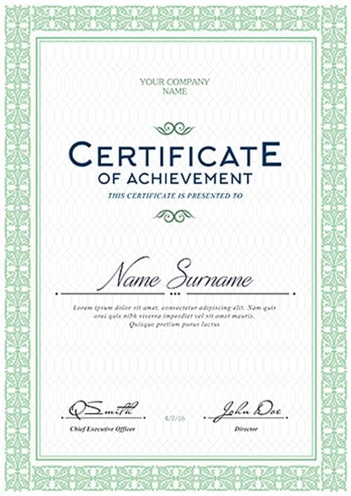 Diploma template psd certificate template vector for free download certificate poster bundle free flyer template download for photoshop yadclub Image collections