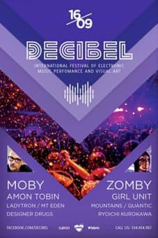 Decibel Fest Free Flyer Template