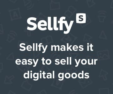 Earn a living by selling your digital products on Sellfy. Sign up free