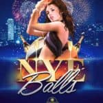 NYE Ball Free Party Flyer Template