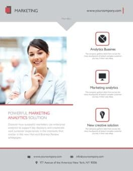 free templates for business flyers