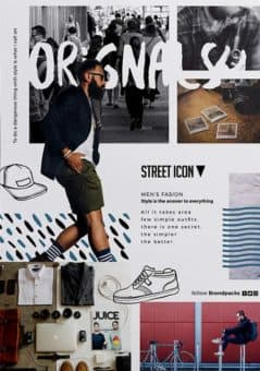 Fashion Free Flyer Template