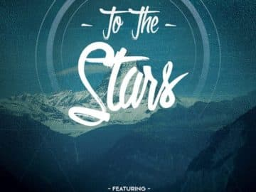 To The Stars Electro Dance Free Flyer Template