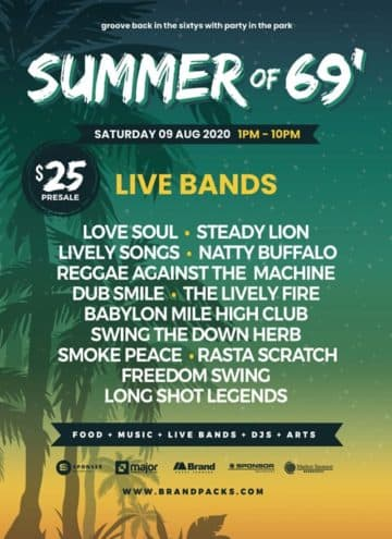 Download the Free Summer Party Flyer Templates for Music Festivals