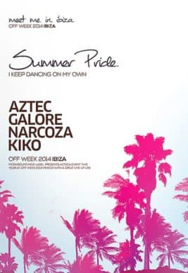 Palm Tree Summer Free Flyer Template