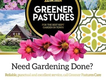 Gardening Business Free Flyer and Poster Template