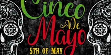 Cinco de Mayo 5th May Celebration Free Flyer Template