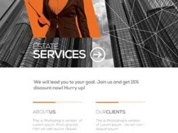 Free Multiuse Corporate Flyer Template