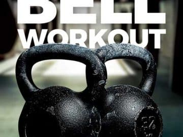 Kettlebell Workout Free Fitness Flyer Template