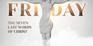 Good Friday Free Church Flyer Template