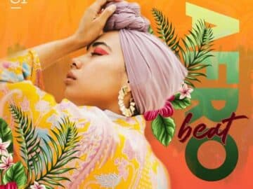 Afro Beat Party Free PSD Insta Template