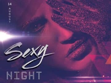 Party Night Free Flyer and Instagram Template