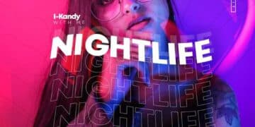 Free Nightlife Club Instagram PSD Template