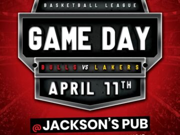 Basketball Game Free Flyer Template