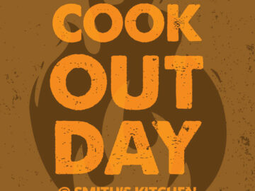 Barbecue Day Free PSD Flyer Template